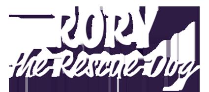 Rory the Rescue Dog Logo