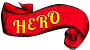 Rory the Rescue Dog hero ribbon icon
