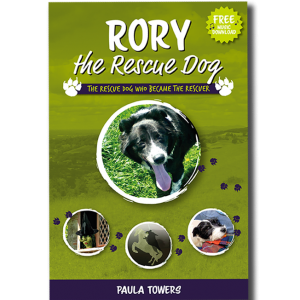 Rory the Rescue Dog front cover